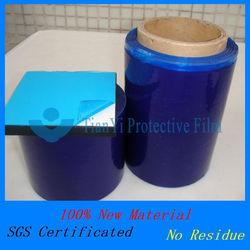 Aluminium clad composite panel surface protection PE plastic film
