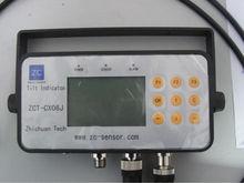 Underwater Platform Tilt Monitoring System