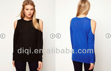 2014 China supplier GuangZhou design modern blouses for fat