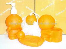 OEM 500ml vinly cartoon figure shampoo bottle animal-02