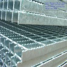 steel galvanized grating,galvanized stock grating.serrated bar grating,galv standard grating panel