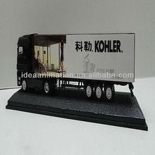 OEM 1:43 Diecast logistics vehichel models