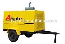 10Bar inyección de aceite Portabel compresor de aire para Mineral de exploración