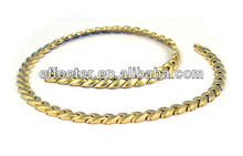 Hot Selling Handmade Necklace,Gold Necklace,Necklace Chain HSTN-168G