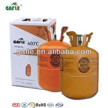 EXCELLENT MARKET GAS R407c FOR COOLING