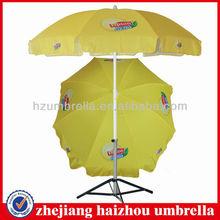 lipton 90cm printed umbrella for promotion