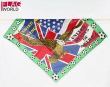 design customized cotton printed mocketer handkerchief kerchief bandana