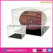 Imported Acrylic Basketball Case With Black Base