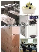 *^New market sales hot items Good sales in Unisnow floor stand soft server ice cream corn machine