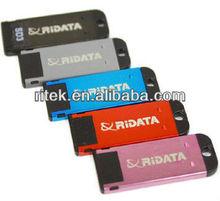 Delicate fashion USB flash drive five classic colors 8gb usb flash drive
