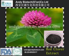 Red Clover Extract 8% Isoflavones Powder