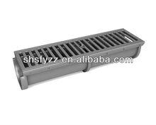 Ductile cast iron EN124 D400 channel drains and grides