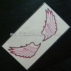 wing like Temporary tattoo and body tattoo sticker