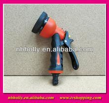 TV638-014 8 Functions garden water gun