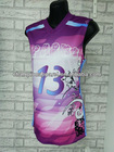 Sublimated Uniform Team Wear Top Custom Volleyball Jersey