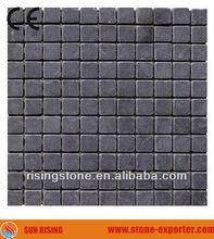 Mosaic Slate Black Color