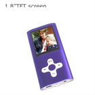 1.8 inch TFT screen bin games for mp4 support TF card