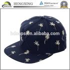 New custom 5 Panel fashion snapback cap/hat