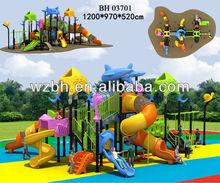 Amusement Park Equipment Water Slide for Sale BH03701