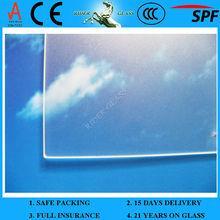 3.2/4mm EN12150 & SPF Toughened Solar Glass