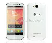 "Quad Core Phone MT6589 THL W8 with 5.0"" HD RAM 1GB+ROM 8GB Dual Camera 8.0MP+3.2MP"