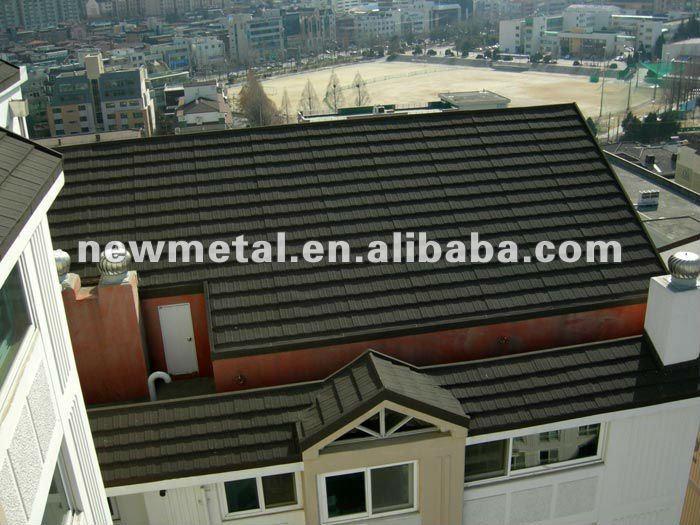 asphalt shingles roof coated