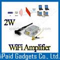 2.4 ггц расширить широкополосный усилитель сигнала 802.11b/g wi-fi усилитель сигнала беспроводные маршрутизаторы 2000mw 2w wifi усилители