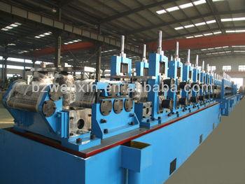ERW pipe making machine