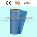 industriels de nettoyage essuie de pâte de bois matériau non tissé