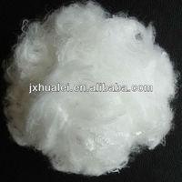100% polyester yarn virgin polyester staple fiber low price