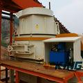 Areia que faz a máquina para construção de estradas, materiais de construção(iso9001:2008).