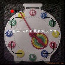 oem 4 port usb hub digital alarm clock ,standard alarm clock movement, red led desktop clock