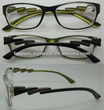 New Arrival Fancy eyewear frame Reading glasses 2013 women with pattern