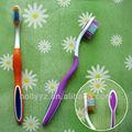المهنية تصميم أعلى ارتفاع الطلب براون الأسنان فرشاة الأسنان مع رئيس فرشاة الأسنان المنزل