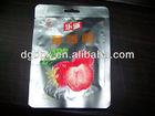 aluminium foil bag for dry fruit or nut