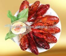 30g+ frozen whole crayfish with chili powder