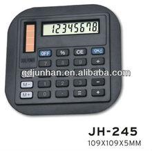 8 Digits Dual Power square Pocket Calculator