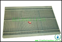 Stainless steel202 Flat Wedge Wire Screen Panels for pharmaceutical