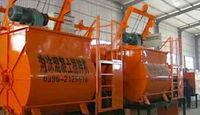 Foam concrete mixing machine
