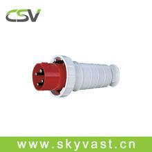 industrial plug 3P+N+E 015/025
