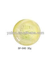 natural transparent soap
