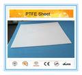 3~100mm 100% puro virgen hoja de ptfe/hoja de teflón/polímeros/lámina de plástico