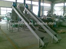 raw materials' spiral elevator