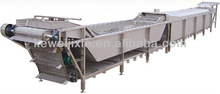 almond blanching machine