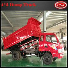 hot new light diesel 10 wheel forward dump truck