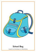 Cute School Trolley Bag