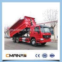 China Sinotruck 40Ton 8x4 Dump Truck