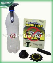 プラスチック製の漏斗、 漏斗のスズメバチトラップ、 使い捨て漏斗