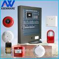 Alarma de incendios direccionables del panel de control, de protección contra incendios del sistema para un gran proyecto, fm200