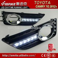 Car-Specific LED Daytime Running Light for TOYOTA CAMRY 7-GENERATION 11'-12 LED DRL,fog lamp,daytime driving light
